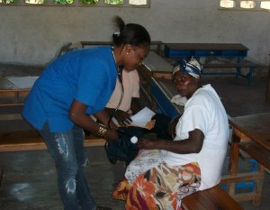 Mobile Clinic in Haiti